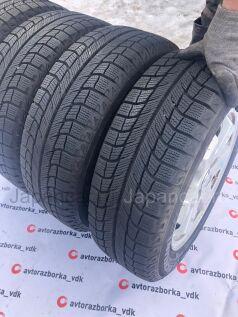 Всесезонные шины Michelin X-ice 185/65 15 дюймов б/у во Владивостоке