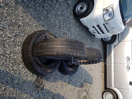 Зимние шины Dunlop Winter maxx 225/70 16 дюймов б/у во Владивостоке