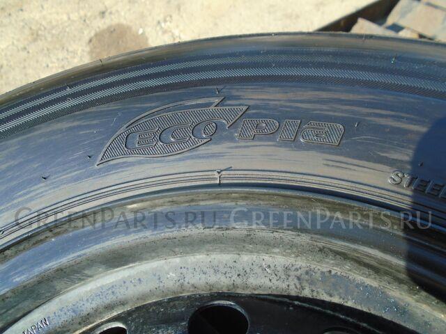 шины Bridgestone ECOPIA 195/80R15 летние на дисках япония R15