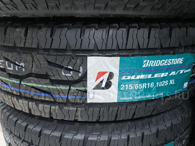 шины Япония Bridgestone Dueler A/T 001 215/65R16 летние