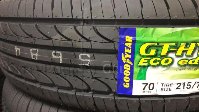 шины Япония GoodYear GT-HYBRID 215/70R15 летние