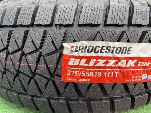 Шины JAPAN 2020 год Bridgestone Blizzak DM-V2 275/55R19 зимние