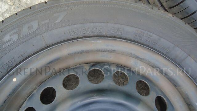 шины 185/60R15 летние на дисках R15