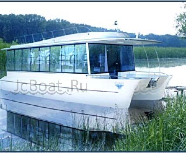 яхта моторная Елань-12 2007 года