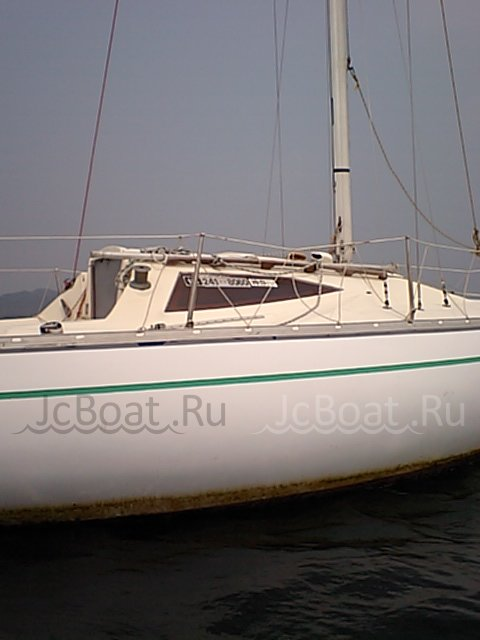яхта моторная YAMAHA 25 Mark II 1988 г.