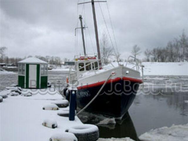 яхта моторная ЛИДЕР мореходный сейнер 2008 г.
