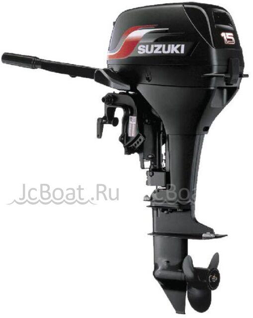 мотор подвесной SUZUKI DT-15S 2007 года