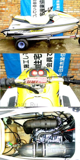 водный мотоцикл YAMAHA GP-760 1996 года