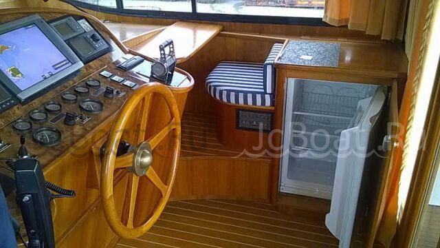 яхта моторная VANDERHEIJDEN DYNAMIC1700 2003 г.
