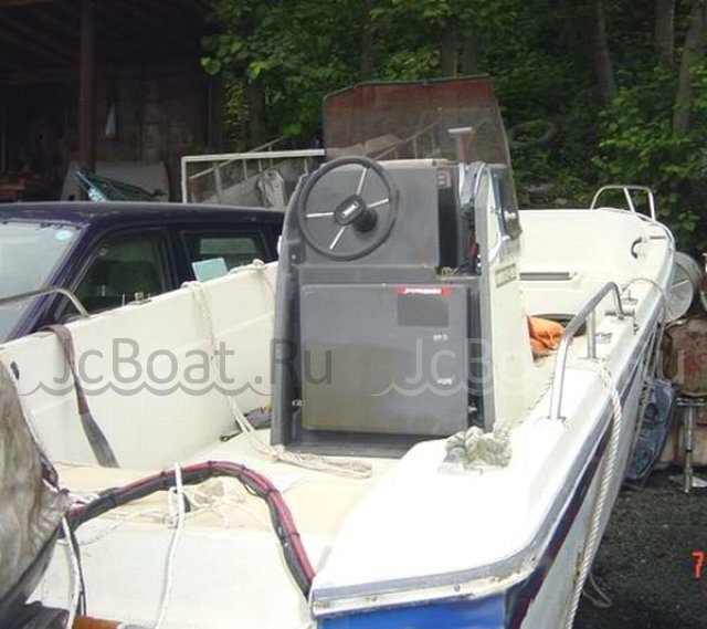 лодка пластиковая YAMAHA Лодка YF-19, YMAHA FISHER 1992 года
