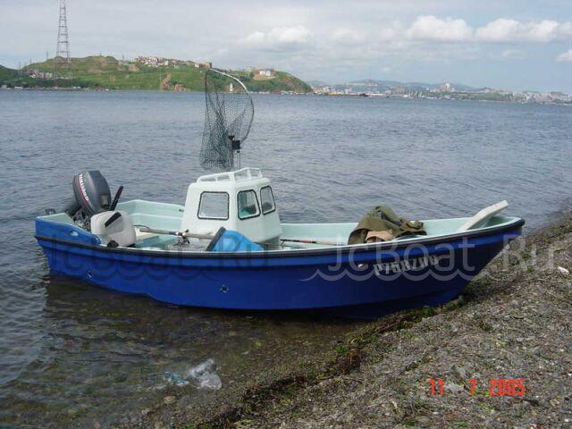 лодка пластиковая YAMAHA шлюпка 1994 года