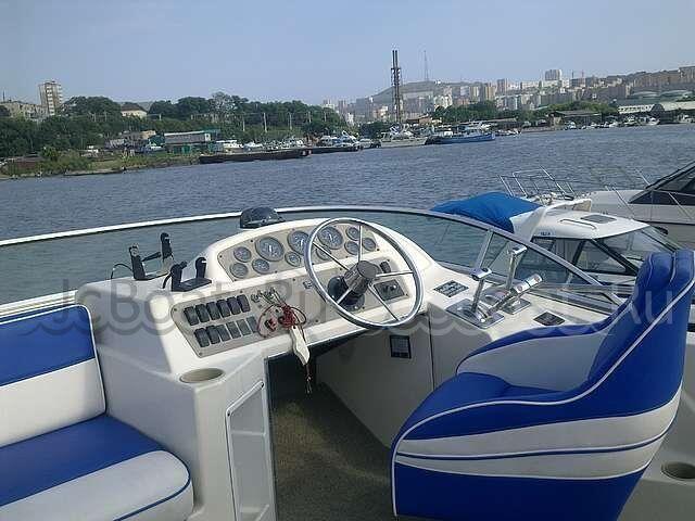яхта моторная BAYLINER Avanty 1997 г.