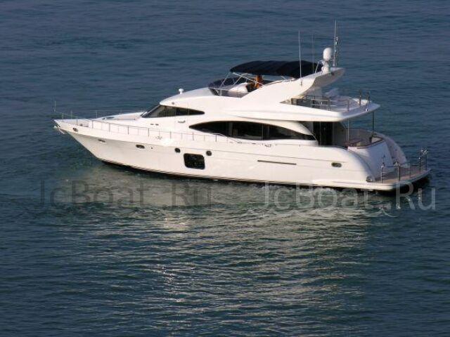 яхта моторная Пама 63 2008 года
