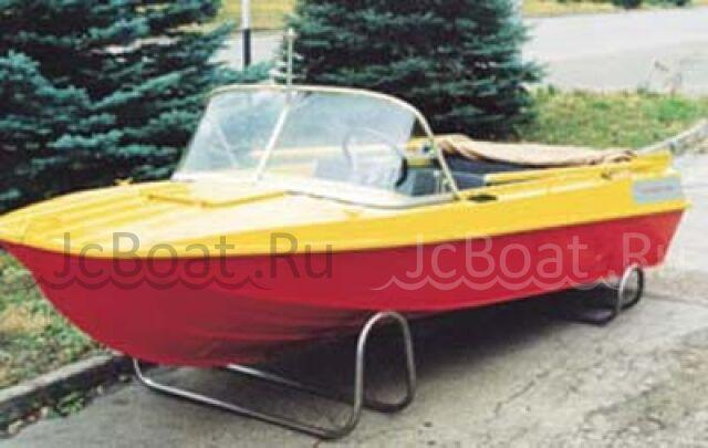 лодка пластиковая SIERRA КАЗАНКА 5м4 2006 г.