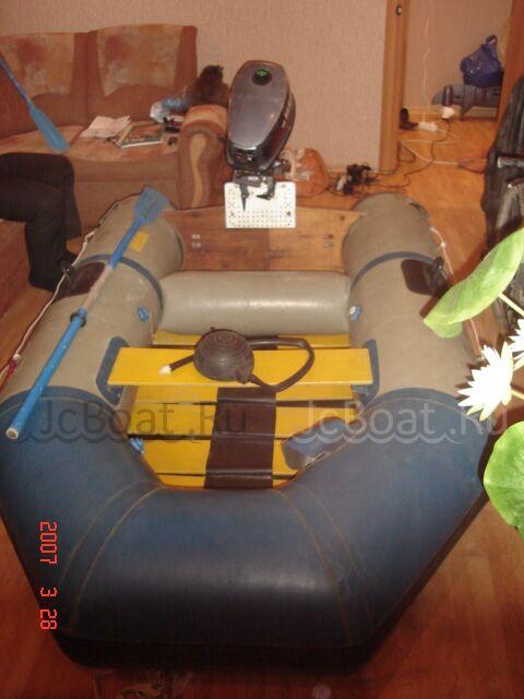 лодка резиновая YAMAHA Лодка с мотором 2000 года