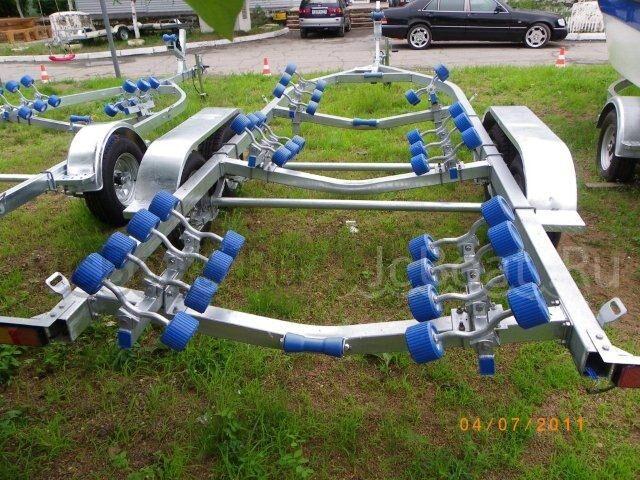 прицеп/трейлер YANMAR YS690R 2011 г.