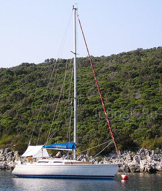 яхта парусная JEANNEAU SUN RISE 35 1989 г.