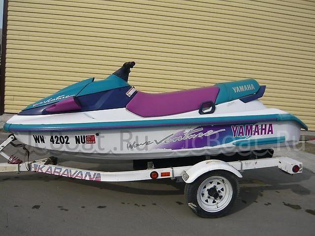 лодка пластиковая YAMAHA WAVE VENTURE 2001 г.