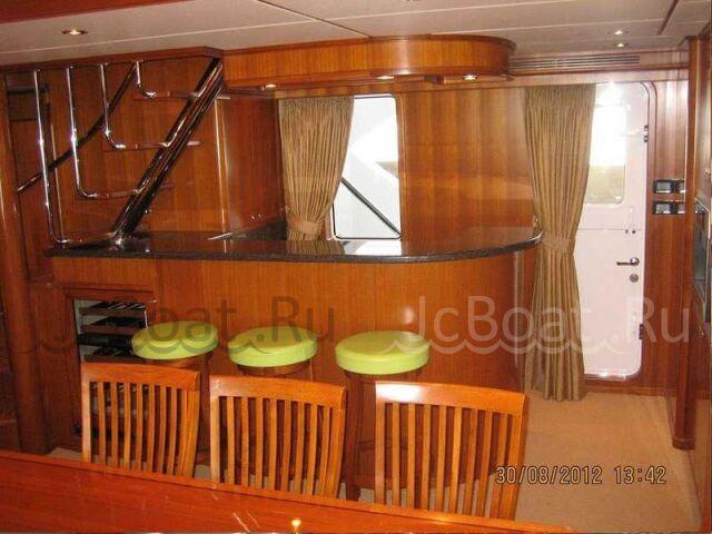 яхта моторная NORDHAVN NORDHAVN 86  2008 года