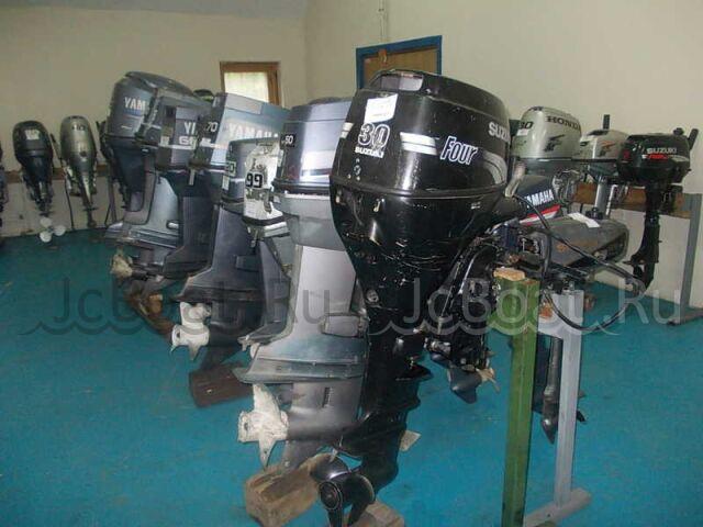 мотор подвесной YAMAHA 2000 г.