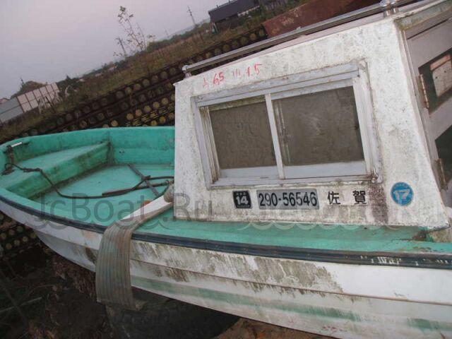 лодка пластиковая MAREX 1997 года
