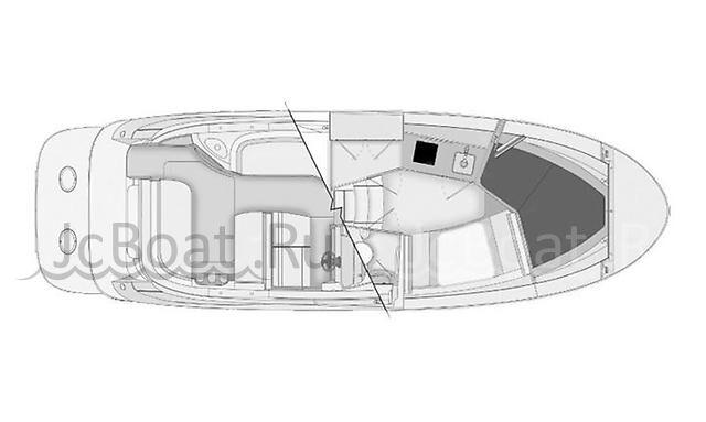яхта моторная BAYLINER  285 CRUISER 2012 года