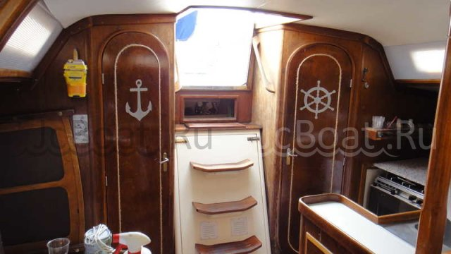 яхта парусная DROMOR APOLLO 12 PLUS 1990 г.