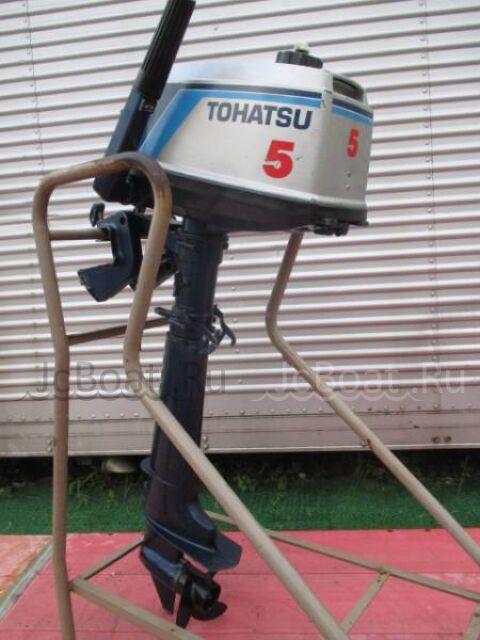мотор подвесной TOHATSU M5B 1992 года