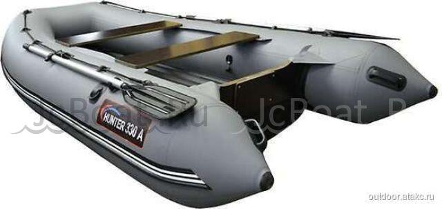 лодка ПВХ HUNTER Лодка ПВХ Хантер 330А сер 2016 года