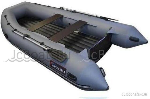 лодка ПВХ HUNTER Лодка ПВХ Хантер 390А 2016 г.