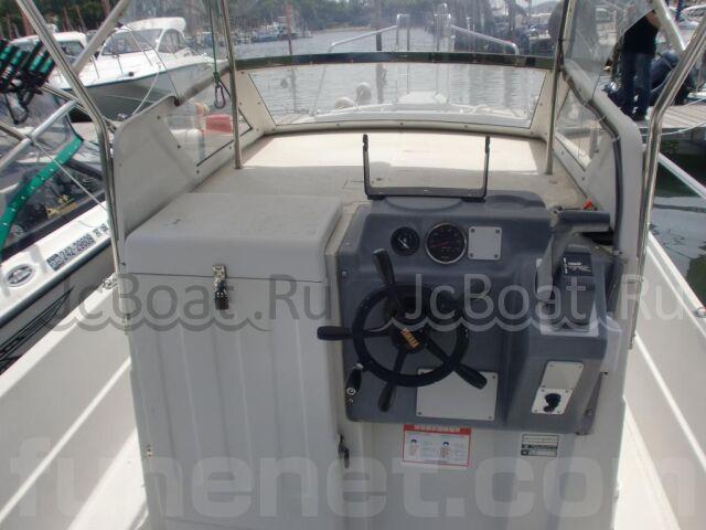 катер YANMAR FX21 1992 г.