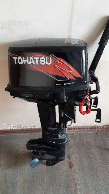 мотор подвесной TOHATSU 9.8 2-х тактный 2017 г.