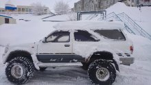 Toyota Hilux Surf 1993