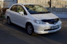 Honda Fit Aria 2003