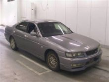 NISSAN LAUREL 2000