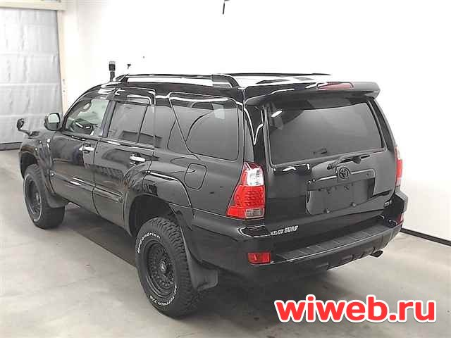 TOYOTA HILUX SURF 2008