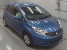 NISSAN NOTE 2015