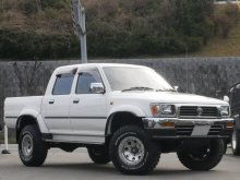 TOYOTA HILUX PICK UP 1995