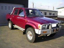 TOYOTA HILUX PICK UP 1990