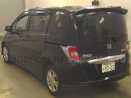 Honda Freed 2015 года во Владивостоке