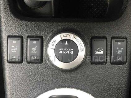 Nissan X-Trail 2013 года в Японии, TOYAMA