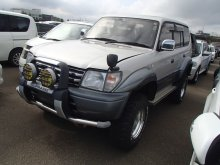 TOYOTA LAND CRUISER PRADO 1997