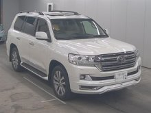TOYOTA LAND CRUISER 200 2017