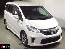 HONDA FREED 2014