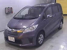 HONDA FREED 2015