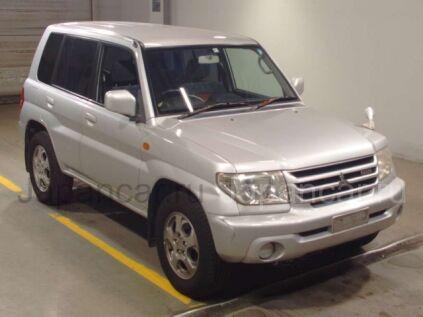 Mitsubishi Pajero IO 2002 года во Владивостоке