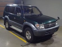 TOYOTA LAND CRUISER PRADO 1999