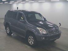 TOYOTA LAND CRUISER PRADO 2005