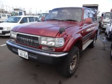 TOYOTA LAND CRUISER 80 1992