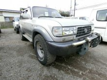 TOYOTA LAND CRUISER 80 1995